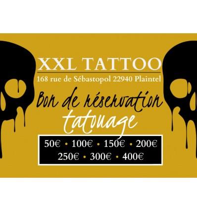 Réservation Tatouage