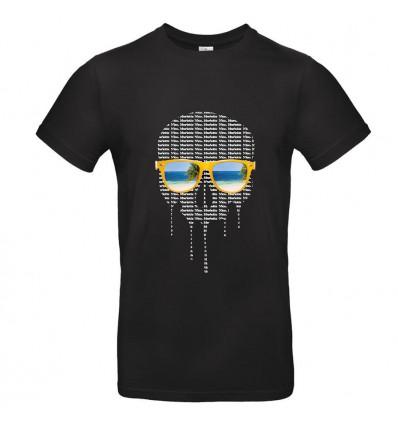 Lunette de soleil - Homme teeshirt